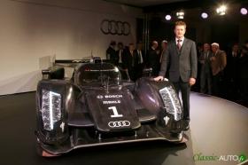 Präsentation Audi R18
