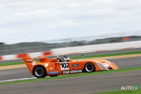 Chevron B26 1973 n°102 - Roger Wills / Joe Twyman