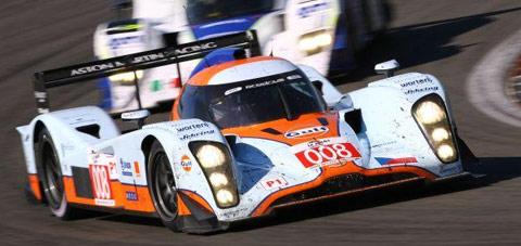 1000km du Nurburgring : Aston Martin 50 ans après !