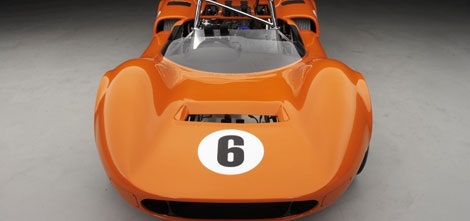 La McLaren M1C Can-Am de retour ?