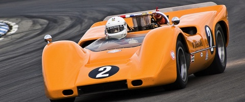 Mclaren m6b