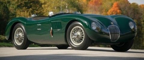 La Jaguar XKC 007 vendue pour 2,530,000 $