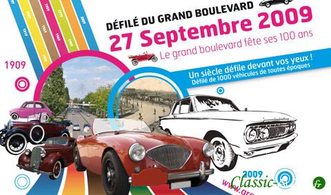 Le Grand Boulevard fête ses 100 ans