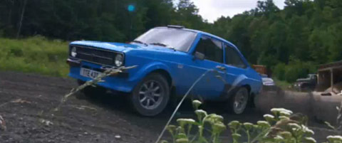 ford escort mk2 de 1978