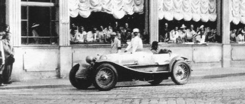nuvolari au grand prix de belgrade 1939