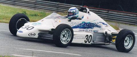 Jean Pierre Jaussaud au Grand Prix Historique de Nogaro