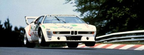 bmw-m1-procar-nurburgring
