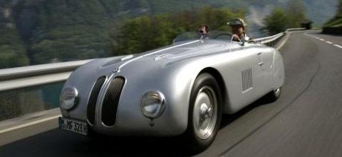 Du musée à la route: BMW aux Mille Miglia 2009