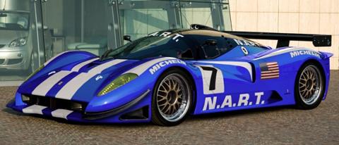 La Ferrari P4/5 au Nurburgring 2010 ?