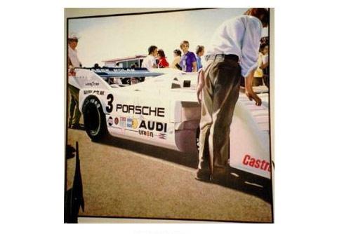 Une Porsche 917 volée ?