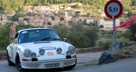 Le Tour de Corse Historique bat son plein