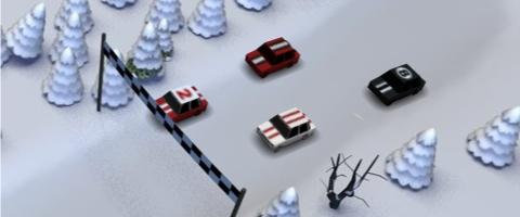 Retro Rally… petit jeu au bureau ?