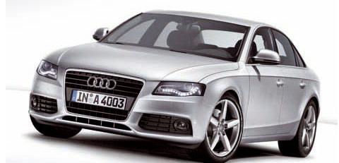 Acheter une Audi en allemagne