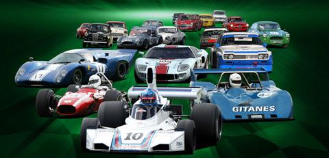Le Masters Historic Racing comptera 16 dates en 2010