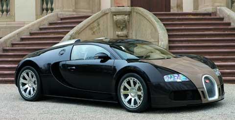 La Varon Bucatti, réplique de Bugatti Veyron