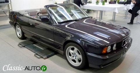 BMW M5 Cabriolet révélée 20 ans après !