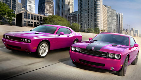 Dodge Challenger on Comment Dit On Dans Ces Cas La Rose Chez Dodge
