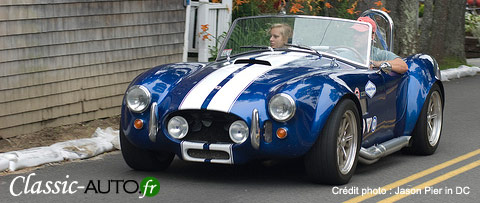 11 superbes photos de AC Cobra, une voiture que l&#039;on aime chez Classic Auto !