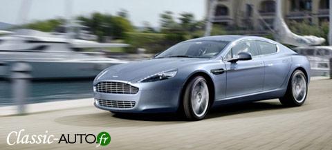 Première concession Aston Martin en Pologne
