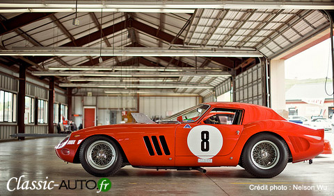 Ferrari 250 GTO de 1964