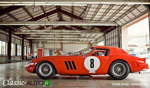 Petite histoire de la Ferrari 250 GTO