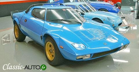 rares sont les occasions d'acheter une Lancia Stratos