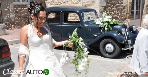 Quelle voiture louer pour votre mariage ?