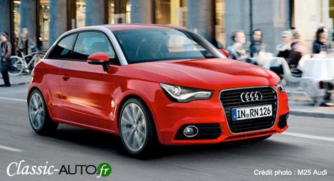 Louer une Audi A1