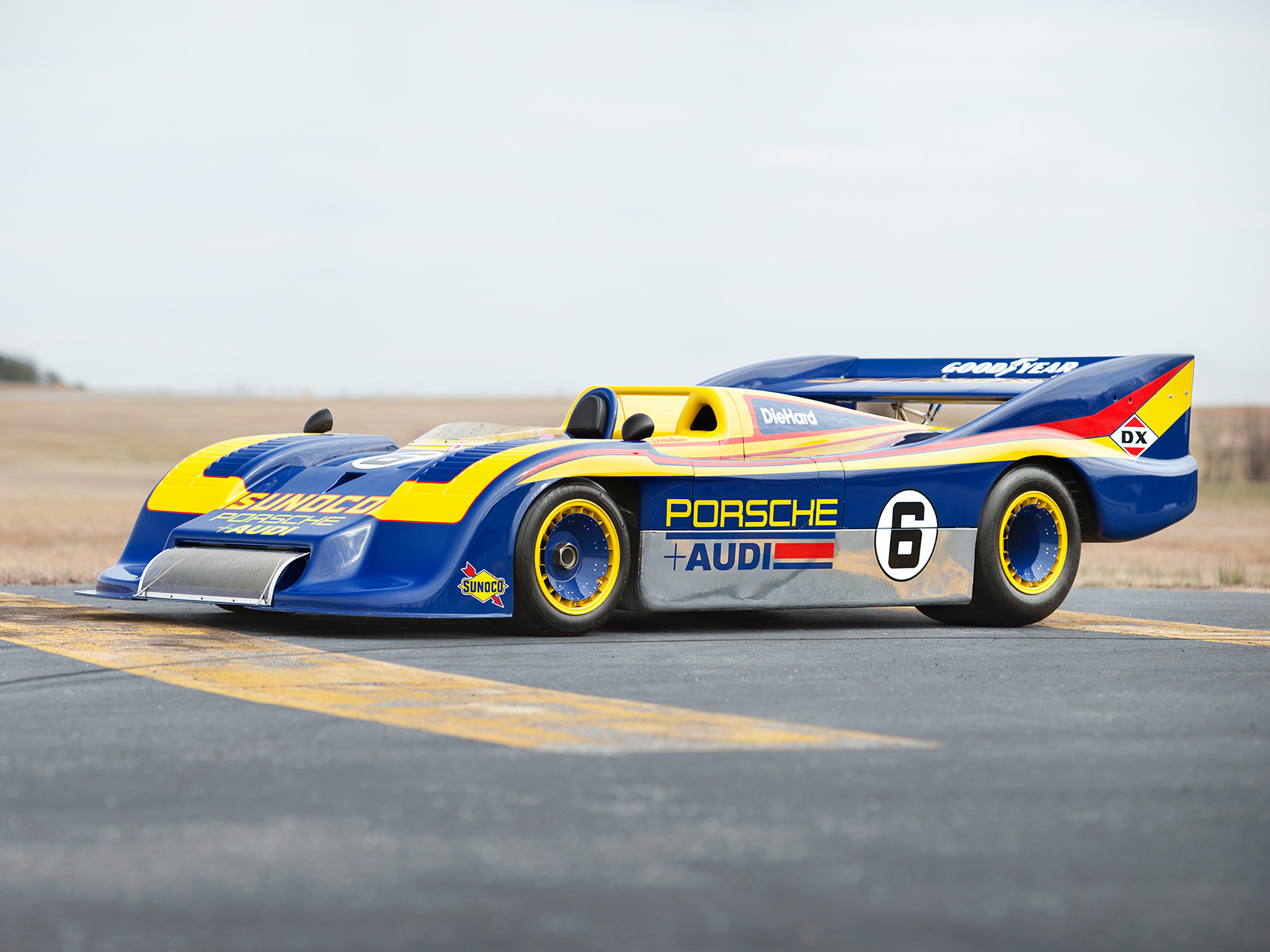 Porsche 917-30 Can-Am, la plus puissante
