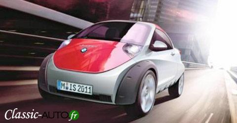 BMW va t-il faire revivre le nom Isetta pour son projet Megacity, attendu en 2013 ?