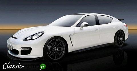 Porsche Panamera Oakley Design