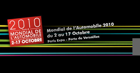 Les dates du salon de l'auto de Paris 2010