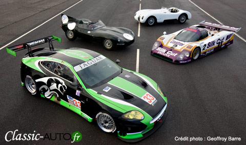 Jaguar revient au Mans pour ses 75 ans