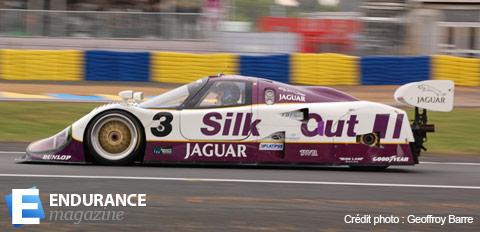 Le plateau des Groupe C au Mans