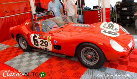 Ferrari 330 TR Le Mans 1962