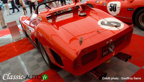 Magnifique Ferrari Testa Rossa Le Mans 1962