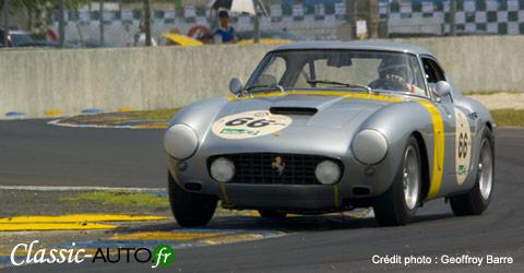 Le Mans Classic 2010 en chiffres
