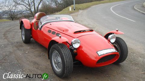 Jaguar Ronart W152 en vente sur eBay