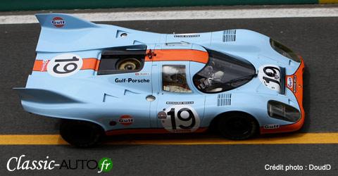 Porsche 917 au Mans Classic 2008