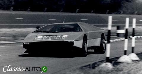 Aston Martin Buldog : Waf !