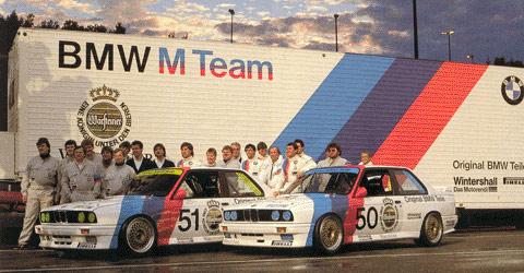 BMW revient en DTM en 2012