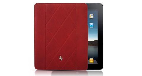 Housse d'iPad Ferrari