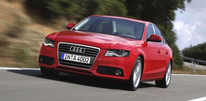 Une Audi A4 à 115g/km de CO2
