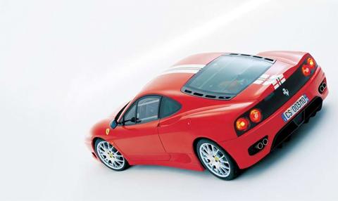 Le son de la Ferrari 360 Challenge «capturé»