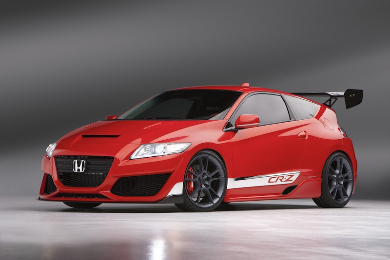 Concept : la Honda CRZ Type R