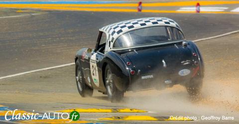 Le Mans Legend 2011 : retour de 1949 à 1965