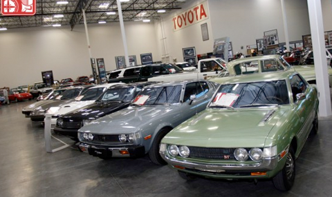 Toyota USA Museum en Californie