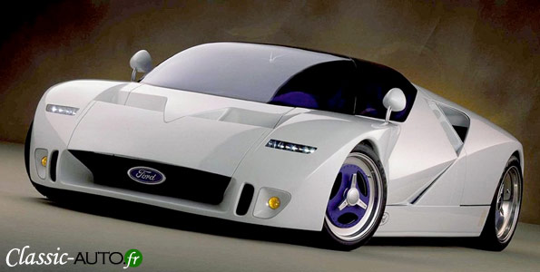 Ford prpare une GT hybride ?