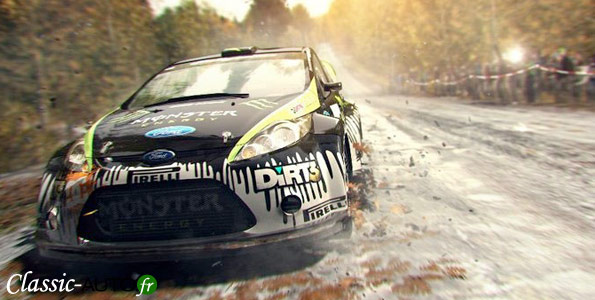 (Video) : Rallye du Kenya dans Dirt 3