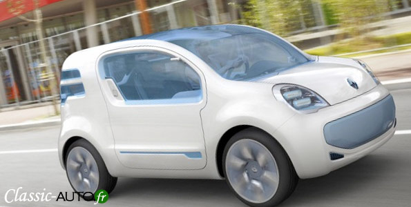 Le Kangoo EV sera produit en France
